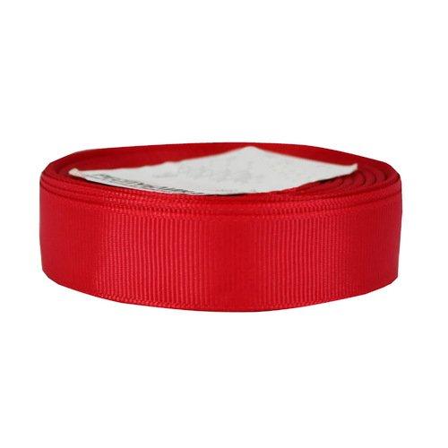 Лента репсовая, 20 мм, красная (цена за 1 м) диакнеаль авен цена