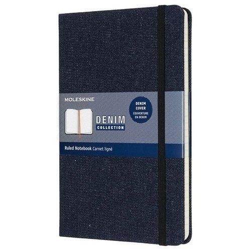 Блокнот Limited Edition. Denim Large, 240 стр., в линейку блокнот professional large 240 стр