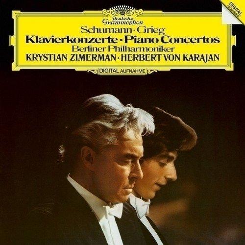 лучшая цена Herbert von Karajan - Schumann/ Grieg: Piano Concertos