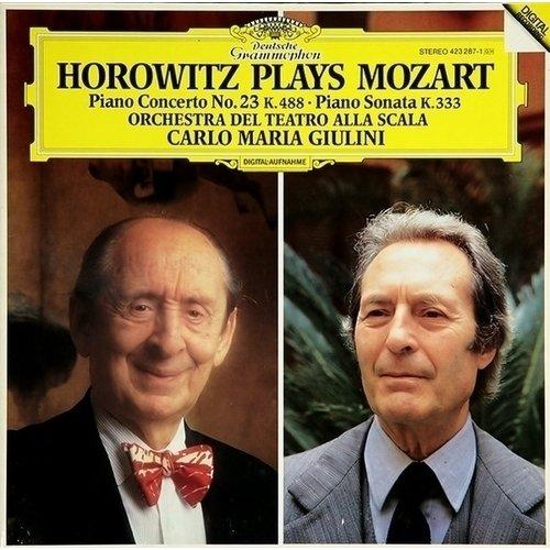Vladimir Horowitz, Orchestra del Teatro alla Scala di Milano, Carlo Maria Giulini - Horowitz plays Mozart стоимость