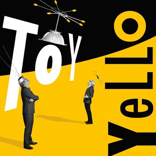 Yello - Toy yello yello flag