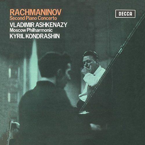 Vladimir Ashkenazy, Rachmaninov - Piano Concerto No.2 цена 2017