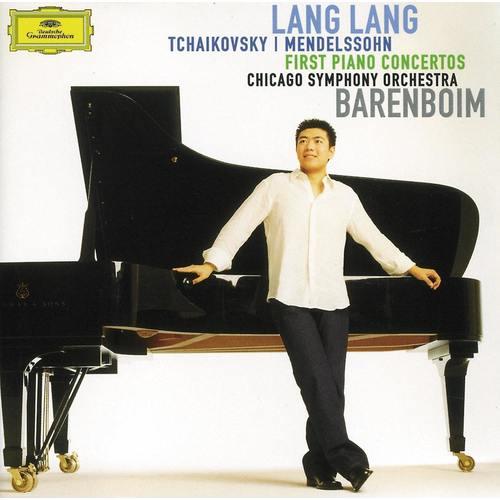 Lang Lang / Tchaikovsky/ Mendelssohn - First Piano Concertos цена и фото