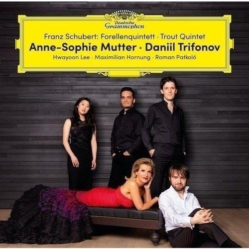 лучшая цена Daniil Trifonov, Anne-Sophie Mutter / Schubert: Forellenquintett - Trout Quintet