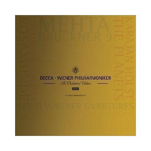 Wiener Philharmoniker - Wiener Philharmoniker Edition (Box) sir george solti richard wagner tannhauser 3 cd blu ray