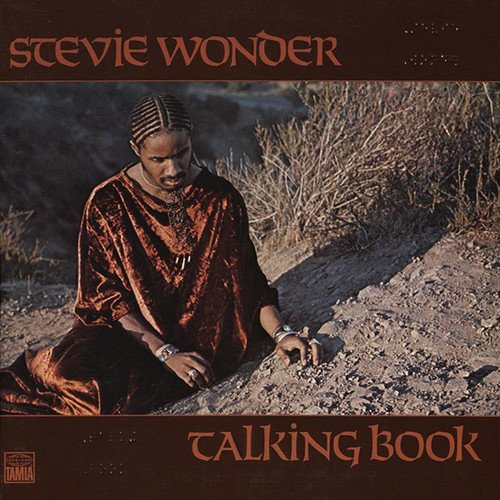 Stevie Wonder - Talking Book elizabeth bevarly you ve got male