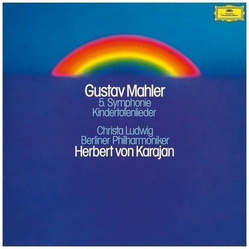лучшая цена Herbert von Karajan - Mahler: Symphony No.5; Kindertotenlieder