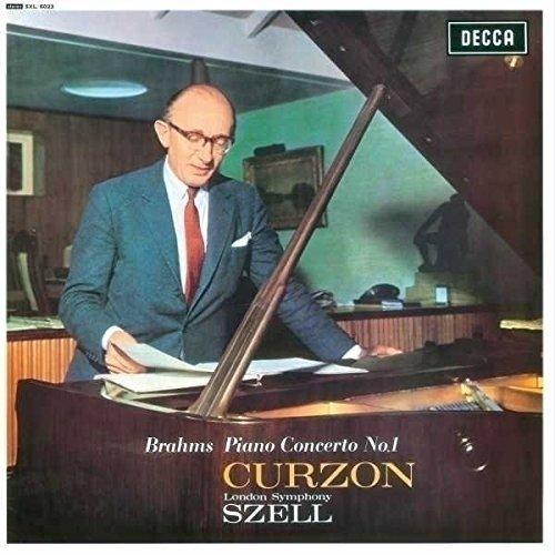 Sir Clifford Curzon - Brahms: Piano Concerto No.1 a grünfeld piano pieces op 44