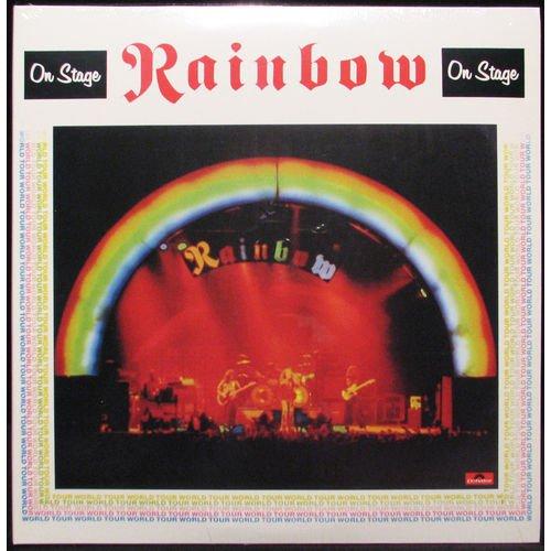 Rainbow - On Stage the rainbow feather