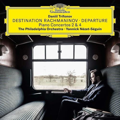 Daniil Trifonov - Destination Rachmaninov: Departure daniil trifonov chopin evocations