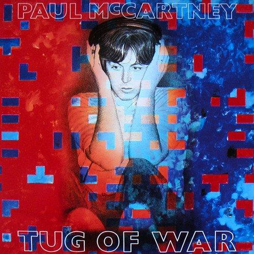 Paul McCartney - Tug Of War paul mccartney paul mccartney tug of war 2 lp
