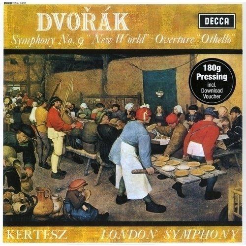 Istvan Kertesz / Dvorak - Symphony No.9 s neukomm symphony op 37