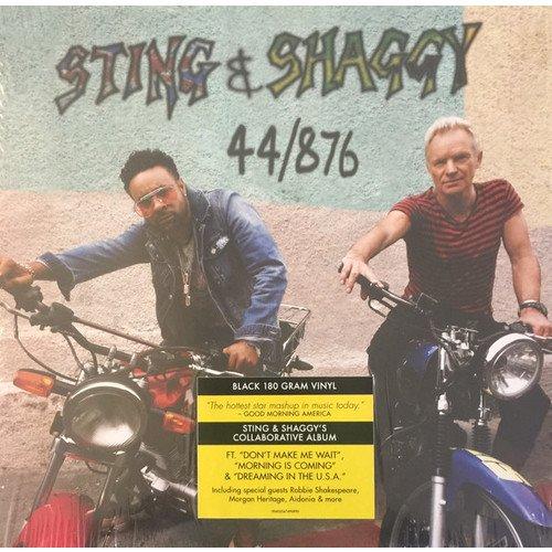 Sting & Shaggy – 44/876 sting shaggy bogota