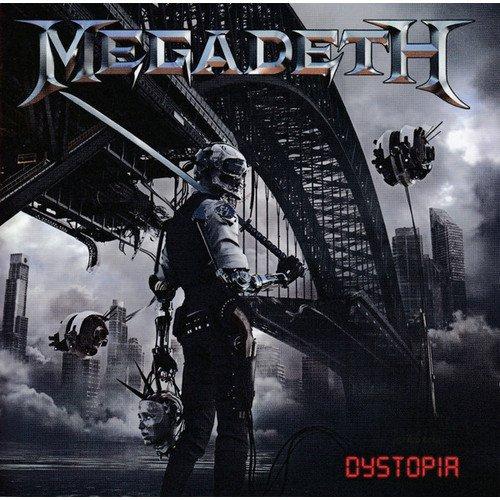 Megadeth - Dystopia megadeth megadeth super collider