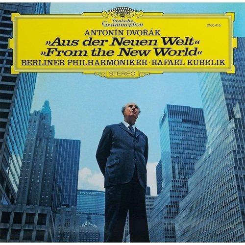 Rafael Kubelik / Dvorak - Symphony Nos.8 & 9 k antipov 3 waltzes op 2