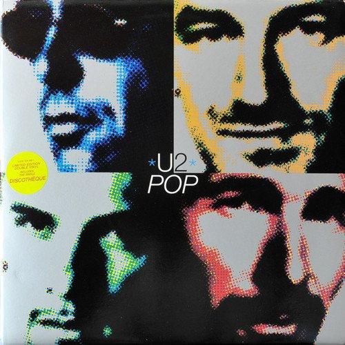 U2 - Pop u2 pop