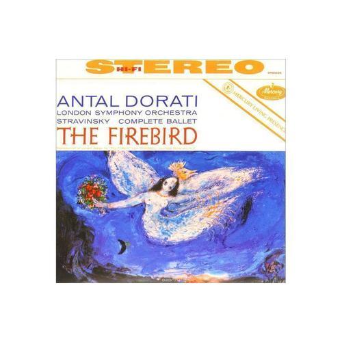 Antal Dorati / Stravinsky - The Firebird цены онлайн
