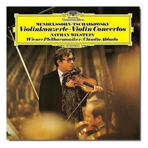 Nathan Milstein / Tchaikovsky / Mendelssohn - Violin Concertos цена