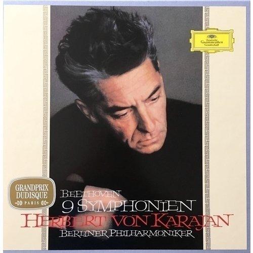Herbert von Karajan - Beethoven: Symphonies (Box) herbert von karajan j strauss