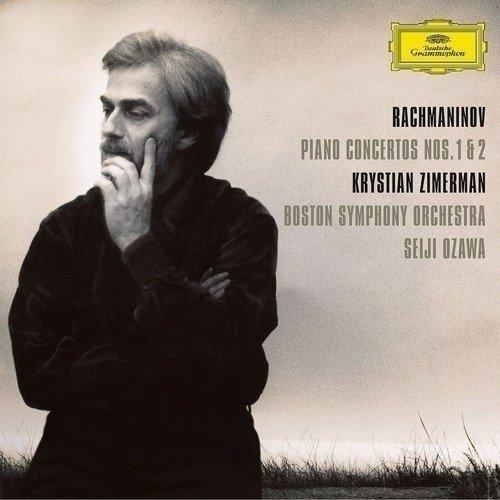 Krystian Zimerman - Rachmaninov - Piano Concertos Nos. 1 & 2 krystian zimerman chopin ballades barcarolle fantaisie