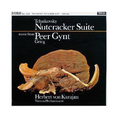 Herbert von Karajan - Tchaikovsky: Nutcracker Suite; Grieg: Peer Gynt herbert von karajan j strauss