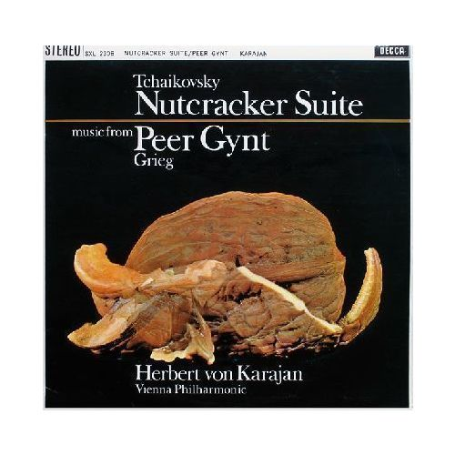 Herbert von Karajan - Tchaikovsky: Nutcracker Suite; Grieg: Peer Gynt f hiller modern suite op 144
