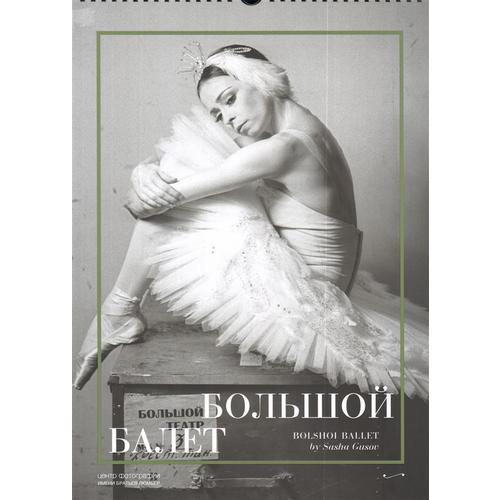 Календарь на 2019 год Большой балет, 42,5 х 29,6 см календарь настенный на 2019 год мой волшебный год единороги