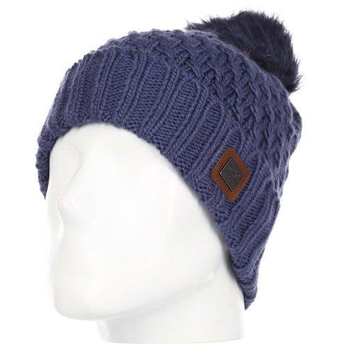 цена на Шапка женская ERJHA03412-BQY0, синяя