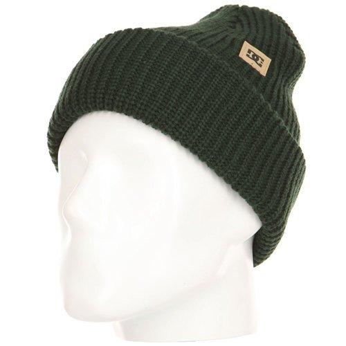 Шапка мужская EDYHA03077-GZF0, зеленая