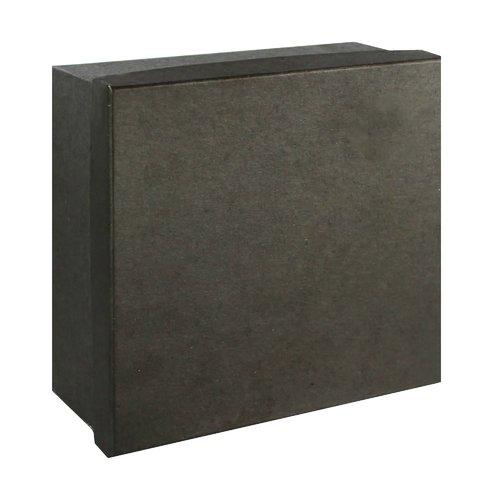 Фото - Коробка подарочная, 14 х 14 х 7 см, черная 14 делений 1050мм х 423мм