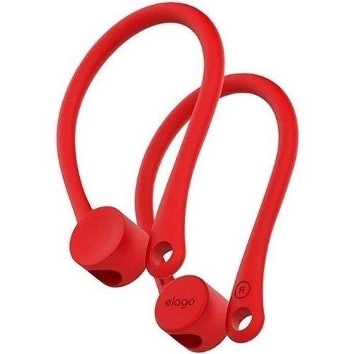 Крепление для AirPods EarHook, красное, 2 шт крепление для airpods earhook красное 2 шт