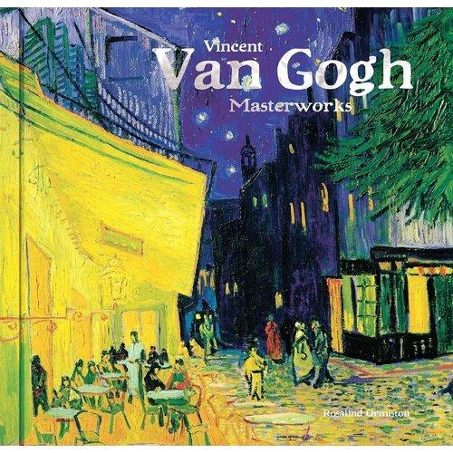 цена Vincent Van Gogh Masterworks в интернет-магазинах