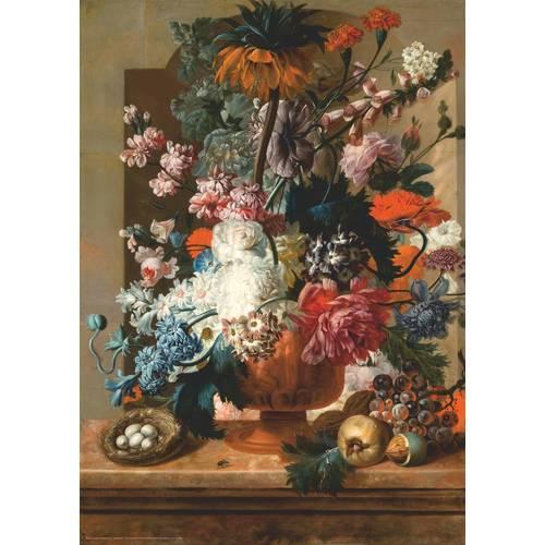 """Плакат """"Цветы в вазе"""" А1"""