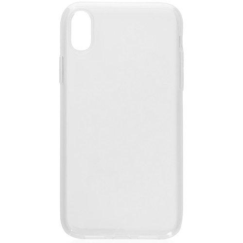 Чехол Tone Case для iPhone XR, прозрачный аксессуар чехол для apple iphone xr hardiz glass case white hrd811700