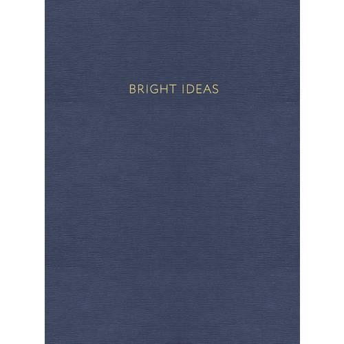 """Блокнот """"Bright Ideas"""", 192 стр., синий"""