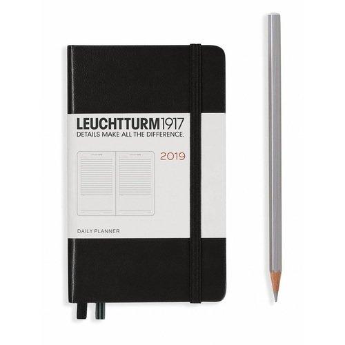 Ежедневник на 2019 год, А6, 249 страниц, 9 х 15 см, черный стоимость