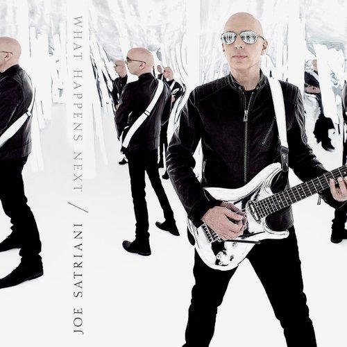 купить Joe Satriani — What Happens Next по цене 2860 рублей