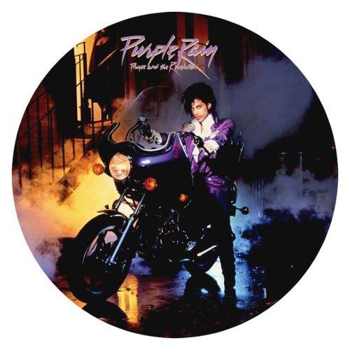 Prince And The Revolution – Purple Rain prince prince the revolution purple rain picture disc