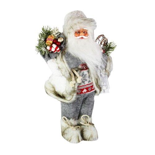 Санта с фонарем санта с фонарем