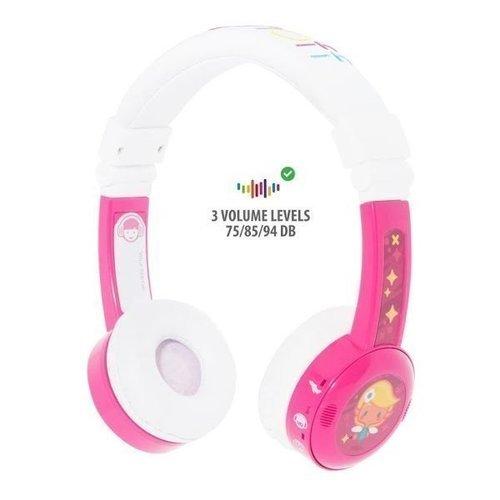 """лучшая цена Наушники детские """"InFlight Pink"""""""