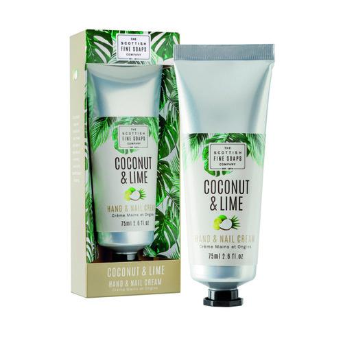 """цена на Крем для рук """"Coconut & Lime"""", 75 мл"""