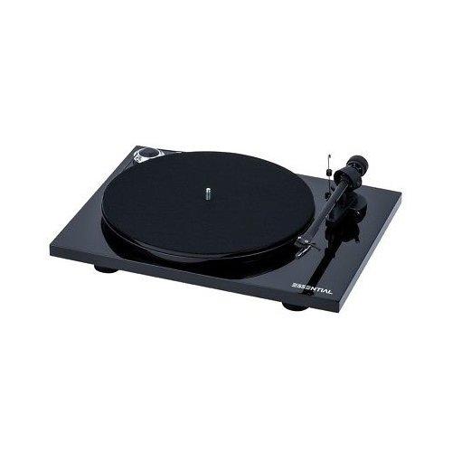 Виниловый проигрыватель Essential III BT Piano Black виниловый проигрыватель clearaudio concept mm s black black