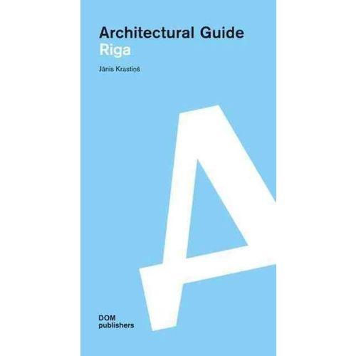 Architectural guide Riga architectural theory