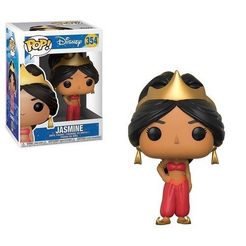 "Фигурка POP! Disney Aladdin ""Jasmine Red"" цена 2017"