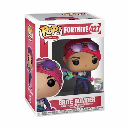Купить Фигурка POP! Fortnite Brite Bomber , Funko, Мир героев