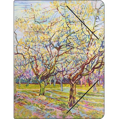 """Папка """"Van Gogh"""", 22, 4 х 31 см  - купить со скидкой"""