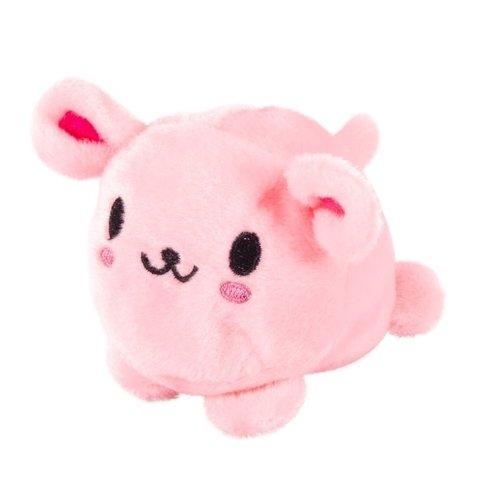 """цена Мягкая игрушка-мячик """"Розовый кролик"""", 7 см онлайн в 2017 году"""