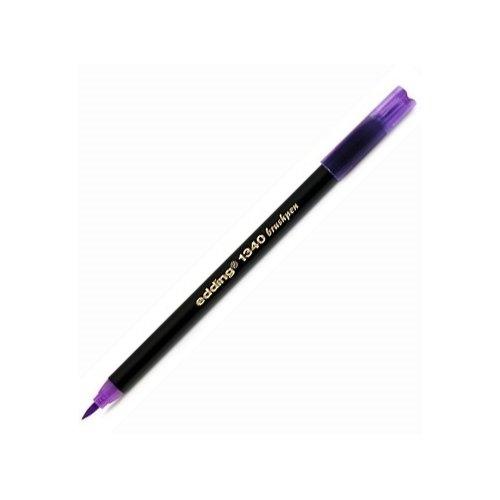 цены на Фломастер с наконечником-кистью, фиолетовый  в интернет-магазинах