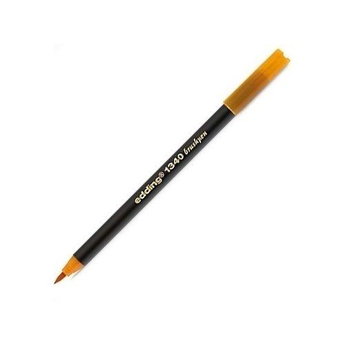 цены на Фломастер с наконечником-кистью, оранжевый  в интернет-магазинах