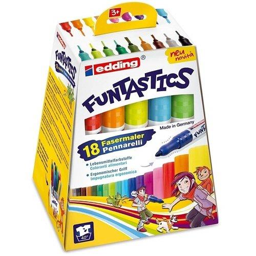 """Набор маркеров для рисования """"Funtastics"""", 18 цветов"""